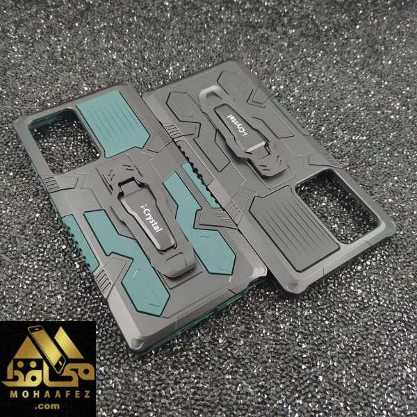 قاب ضد ضربه ی سامسونگ Note 20 Ultra هولدر دار کد SA377