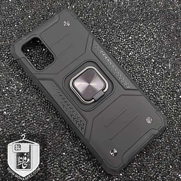 قاب ضد ضربه بتمن سامسونگ Galaxy A71 هولدر دار کد SA463