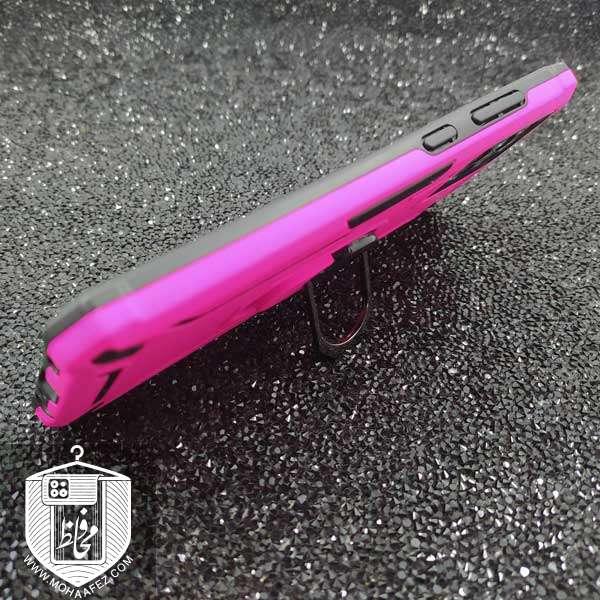 قاب ضد ضربه سامسونگ Galaxy A72 هولدر دار کد SA408