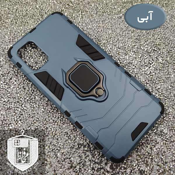 قاب ضد ضربه بتمن سامسونگ Galaxy A51 / M40s هولدر دار کد SA491