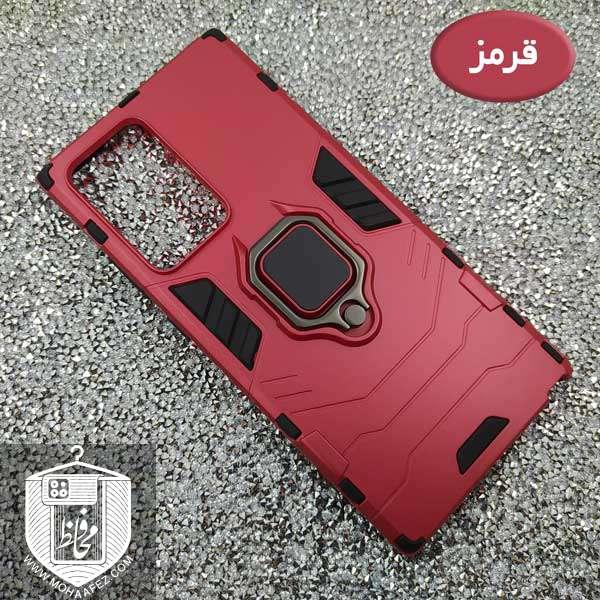 قاب ضد ضربه بتمن سامسونگ Galaxy Note 20 Ultra هولدر دار کد SA491