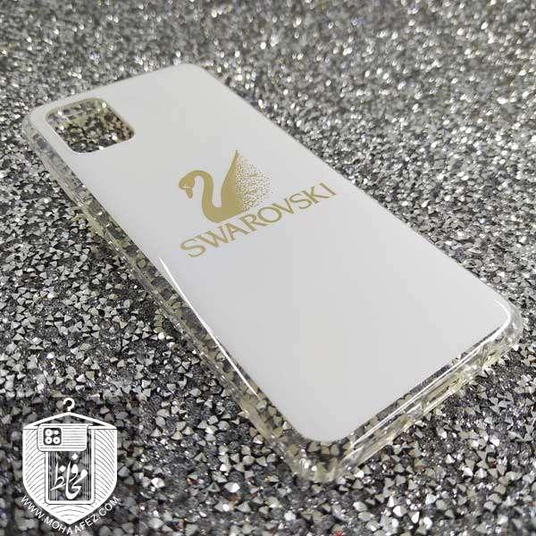 قاب سامسونگ Galaxy A31 طرح swarovski کد SA494A