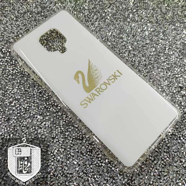 قاب شیائومی Redmi Note 9s / Note 9 Pro / Note 9 pro max طرح swarovski کد XM313A