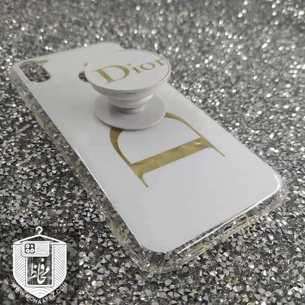 قاب پاپ سوکت دار سامسونگ Galaxy A11 / M11 طرح Dior کد SA496A