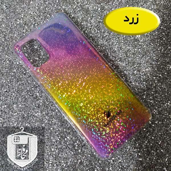 قاب اکلیلی سامسونگ Galaxy A31 طرح SWAROVSKI کد SA497