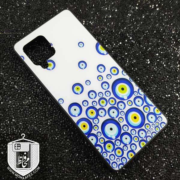 قاب سامسونگ Galaxy A42 طرح چشم نظر کد SA503