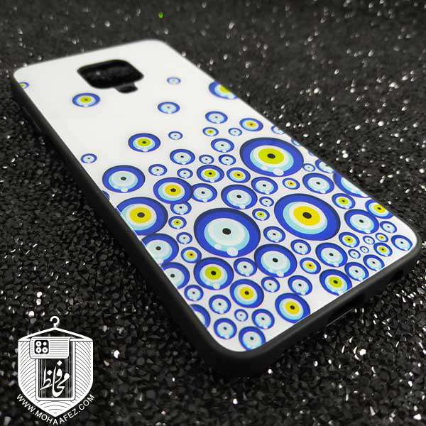 قاب شیائومی Redmi Note 9s / Note 9 pro / Note 9 Pro Max طرح چشم نظر کد XM322