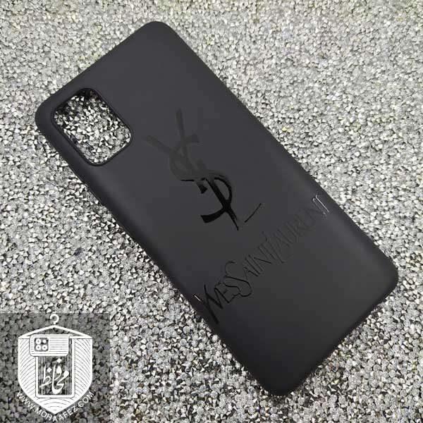 قاب ژله ای سامسونگ Galaxy A51 / M40s طرح ایو سن لوران (YSL) کد SA504E