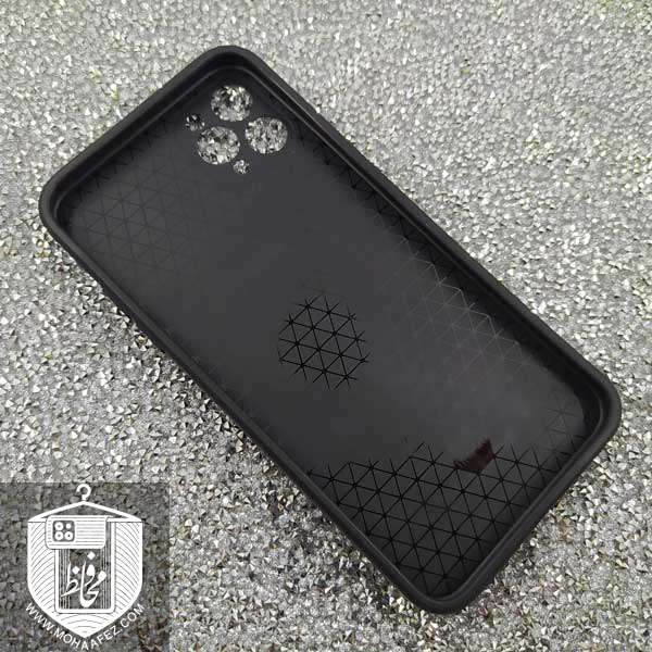 قاب ضد ضربه آیفون Iphone 11 Pro Max دارای هولدر و محافظ لنز کد IP718