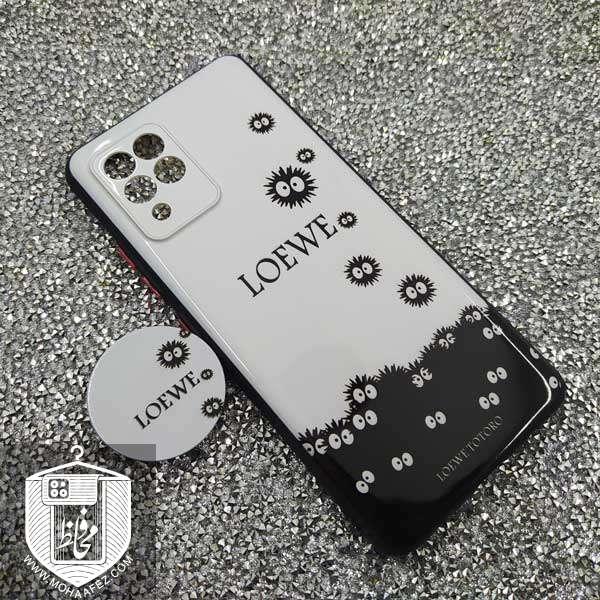 قاب فانتزی سامسونگ Galaxy A42 به همراه پاپ سوکت کد SA508B