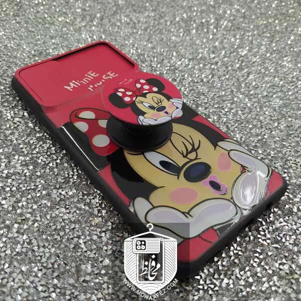 قاب فانتزی سامسونگ Galaxy A71 به همراه پاپ سوکت کد SA515D