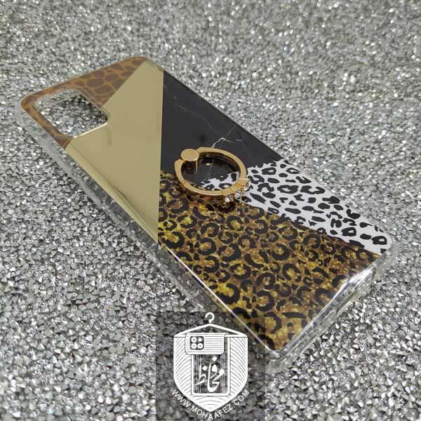 قاب پلنگی سامسونگ Galaxy A71 به همراه هولدر انگشتی کد SA516B