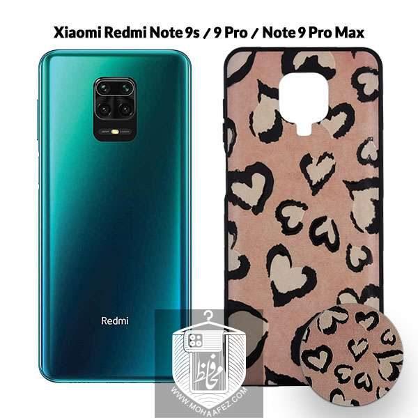 قاب فانتزی شیائومی Redmi Note 9s / Note 9 pro / Note 9 pro max به همراه پاپ سوکت کد XM340B