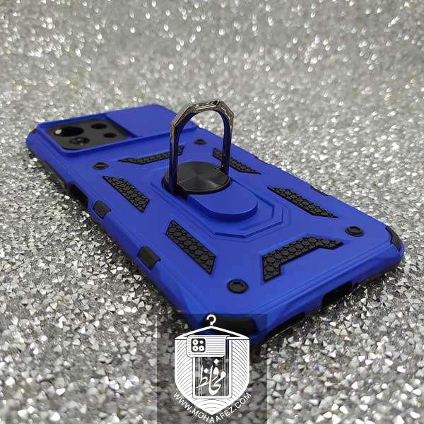 قاب ضد ضربه شیائومی Mi 11 Lite به همراه محافظ کشویی لنز و هولدر کد X03